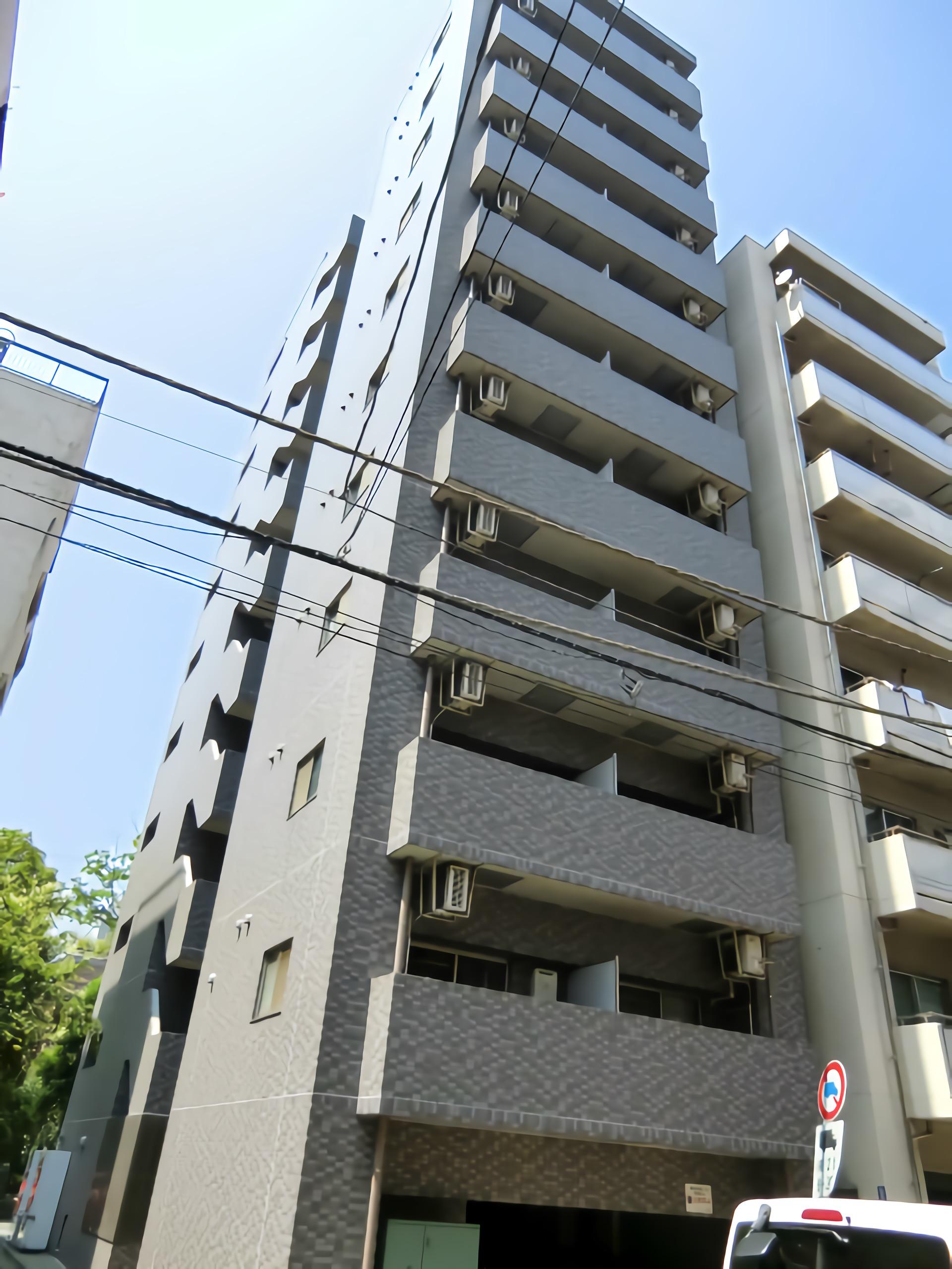 스카이코트 니혼바시하마초코엔 702호