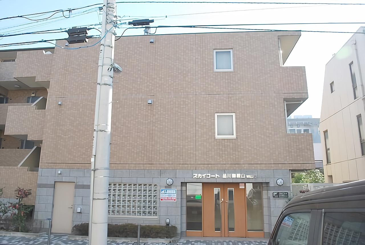 스카이코트 시나가와고덴야마WEST 205호